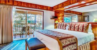 Tahoe Beach & Ski Club - Саут-Лейк-Тахо - Спальня