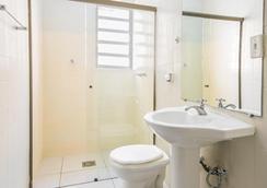 Hotel Plaza Poços de Caldas - Poços de Caldas - Phòng tắm