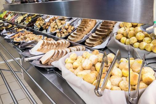 Hotel Plaza Poços de Caldas - Poços de Caldas - Buffet