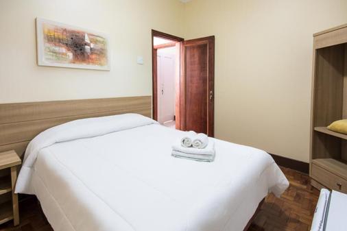 Hotel Plaza Poços de Caldas - Poços de Caldas - Phòng ngủ