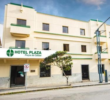 Hotel Plaza Poços de Caldas - Poços de Caldas - Toà nhà