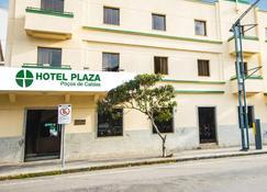 Hotel Plaza Poços de Caldas - Poços de Caldas - Building