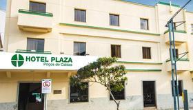 Hotel Plaza Poços de Caldas - Pocos de Caldas - Gebäude