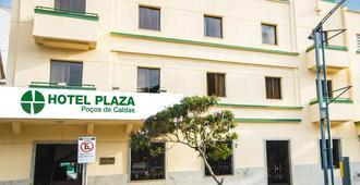 Hotel Plaza Poços de Caldas - Pocos de Caldas - Gebouw