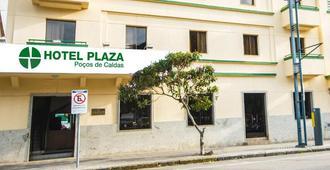 Hotel Plaza Poços de Caldas - Poços de Caldas - Κτίριο