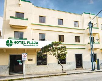 Hotel Plaza Poços de Caldas - Посус-ди-Калдас - Здание