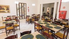 Hotel Plaza Poços de Caldas - Poços de Caldas - Εστιατόριο