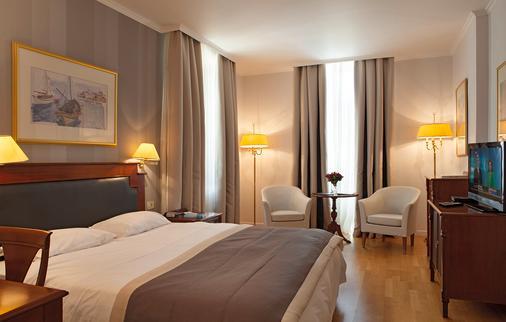 Theoxenia Hotel - Ateena - Makuuhuone