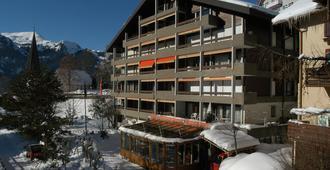 Swiss Lodge Hotel Bernerhof - Lauterbrunnen - Udsigt