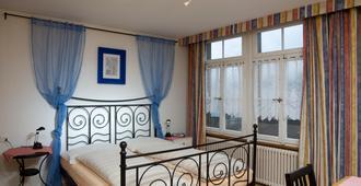 Swiss Lodge Hotel Bernerhof Wengen - Lauterbrunnen - Bedroom