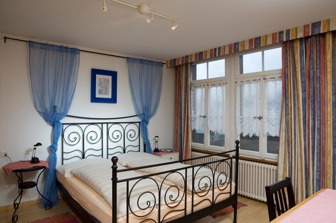 Swiss Lodge Hotel Bernerhof Wengen - Lauterbrunnen - Κρεβατοκάμαρα