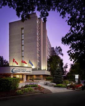DoubleTree by Hilton Hotel Toronto Airport West - Mississauga - Toà nhà