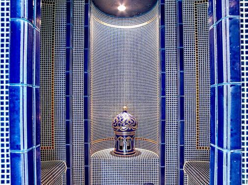Cliff Hotel Rügen - Resort & Spa - Ostseebad Sellin - Bathroom