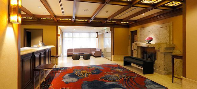 Ryogoku View Hotel - Tokio - Lobby