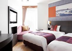 Ryogoku View Hotel - Tokyo - Phòng ngủ