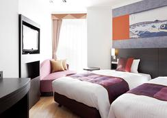 Ryogoku View Hotel - Tokio - Schlafzimmer