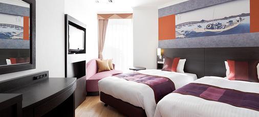 Ryogoku View Hotel - Tokyo - Bedroom