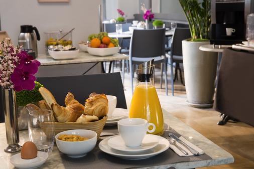 Hotel Beaumarchais - Paris - Food