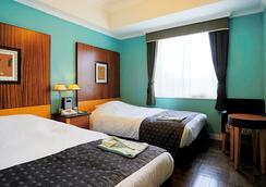 福岡蒙特利拉蘇瑞酒店 - 福岡 - 臥室