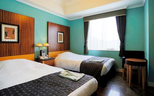 Hotel Monterey La Soeur Fukuoka - Fukuoka - Schlafzimmer