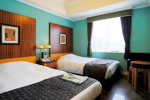 Hotel Monterey La Soeur Fukuoka - Φουκουόκα - Κρεβατοκάμαρα