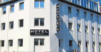 Hotel Berial - Düsseldorf - Toà nhà