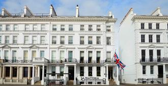 The Pelham London - Starhotels Collezione - Londres - Edificio