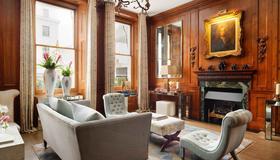 The Pelham London - Starhotels Collezione - Londres - Lounge