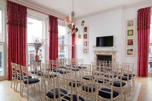 The Pelham - Starhotels Collezione - Λονδίνο - Αίθουσα συνεδριάσεων