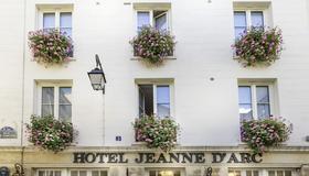 Hôtel Jeanne d'Arc Le Marais - París - Edificio