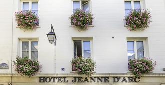 Hôtel Jeanne d'Arc Le Marais - Paris - Bâtiment