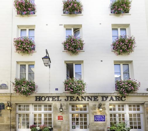 Hôtel Jeanne d'Arc Le Marais - Pariisi - Rakennus