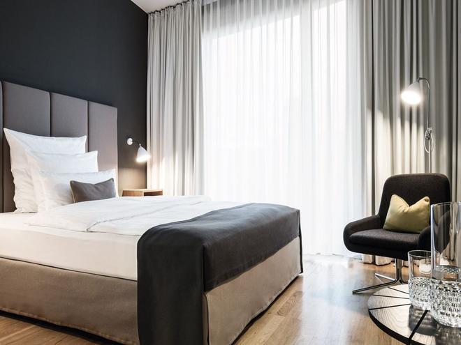 柏林H·奧賽羅K`80飯店 - 柏林 - 臥室