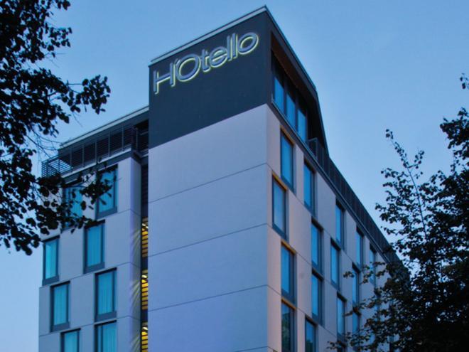 柏林H·奧賽羅K`80飯店 - 柏林 - 建築