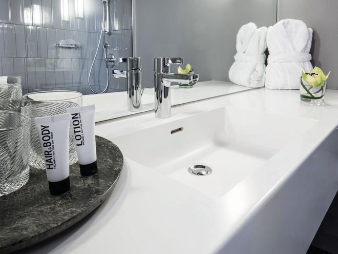 柏林H·奧賽羅K`80飯店 - 柏林 - 浴室