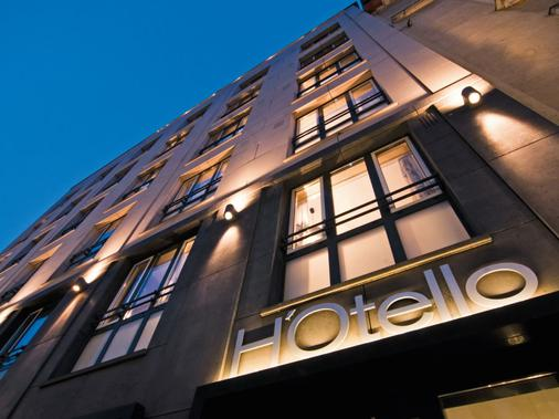 H'Otello H09 Munich - Μόναχο - Κτίριο
