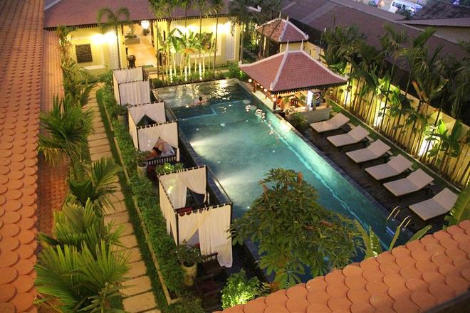 Residence Indochine D'angkor - Siem Reap - Pool