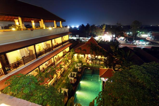 Residence Indochine D'angkor - Siem Reap - Outdoors view