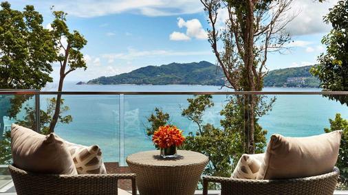 布吉阿瑪瑞度假酒店 - 芭東海灘 - 陽台