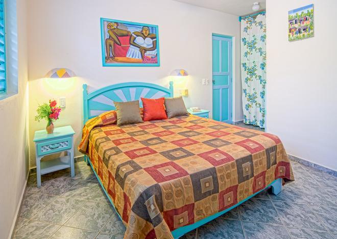 Las Palmas Residence - Las Terrenas - Makuuhuone