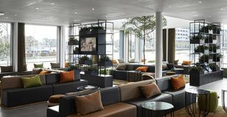 Wakeup Copenhagen Carsten Niebuhrs Gade - Copenhagen - Lounge