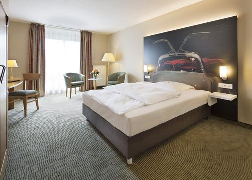Erikson Hotel - Sindelfingen - Makuuhuone