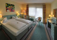Hotel Forsthaus - Berliini - Makuuhuone