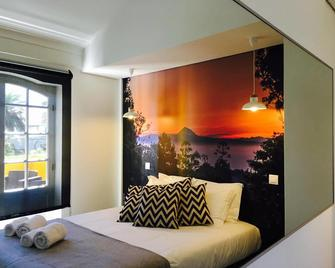 Globo Happy Hostel - Angra do Heroismo - Bedroom