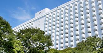 Grand Prince Hotel Shin Takanawa - Τόκιο - Κτίριο
