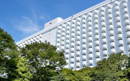 Grand Prince Hotel New Takanawa - Tokyo - Toà nhà