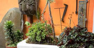 Casa Arte Huillacuna - Banos (Tungurahua) - Outdoors view