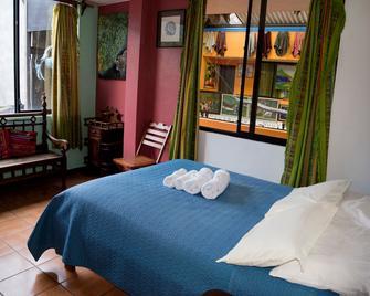 Casa Arte Huillacuna - Banos (Tungurahua) - Bedroom