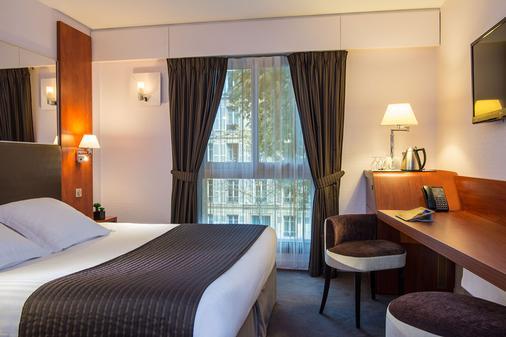 安培酒店 - 巴黎 - 巴黎 - 臥室