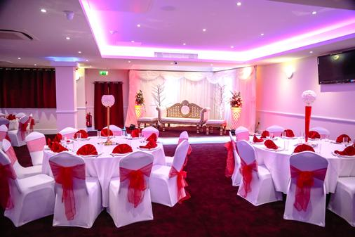 Ruskin Hotel - London - Banquet hall